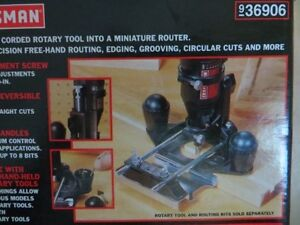 Craftsman Router Attachment London Ontario image 5