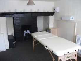 Lovely Unique Therapy/Beauty room to rent on the ground floor at Serene Mind & Body therapy centre