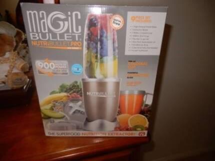 MAGIC BULLET NUTRI BULLET PRO 900 watts