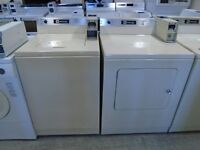 DUO COMMERCIAL WASHER DRYER