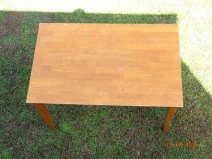 Solid Timber Dining Table Clayfield Brisbane North East Preview