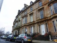 This Stunning Fully Furnished One Bedroom Located on Park Terrace, West End of Glasgow. (ACT 393)