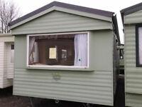 Fantastic 28 x 10 / 2 bedroom static caravan - very good condition