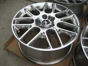 Set of Mustang Rims