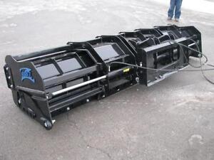 gratte a neige réversible extensible BRAZ 24HD