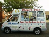 ICE CREAM VAN AVAILABLE FOR BIRTHDAYS , WEDDINGS AND EVENT HIRE , BELFAST NORTHERN IRELAND
