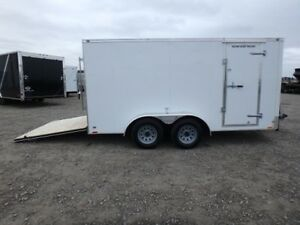 *GUARANTEED LOWEST PRICE* 7 X 14 W/HD RAMP *$6,065 TAX IN* Edmonton Edmonton Area image 13