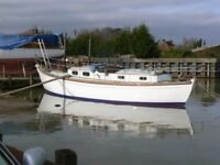 London Residential Yacht - Sharinda