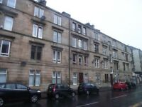 One Bedroom Unfurnished Flat, in Cumbernauld Road, just off Alexandra Parade (ACT 310)