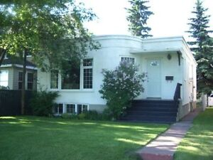 Beautiful 4 bedroom home off Whyte, minutes from University