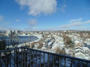 SPACIOUS TWO BEDROOM WITH BALCONY AND NEW LAMINATE FLOORS!