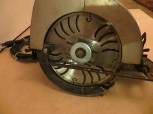Speed Way Circular Saw