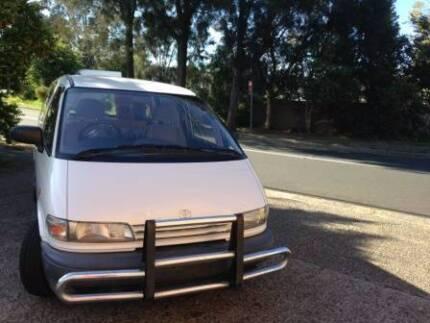 1999 Toyota Tarago GLI For Sale - Sydney
