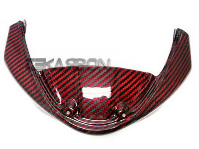 2008 - 2014 Ducati Monster 696 1100 796 Carbon Fiber Front Fairing - Red Edition
