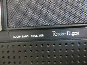 Reader's Digest Multi-Band Receiver London Ontario image 3