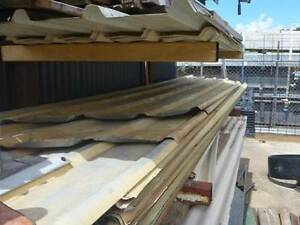 Used trim deck Roofing iron Woree Cairns City Preview