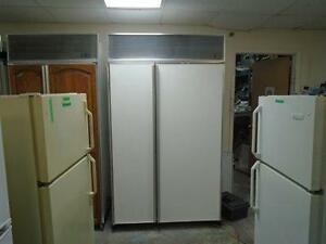 1000780 REFRIGERATEUR PORTE COTE A COTE SUB-ZERO SIDE BY SIDE FRIDGE DOOR