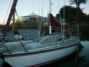 Bargain - 8 Metre (26 ft) Family Cruising Yacht or Cruiser/Racer Capalaba Brisbane South East Preview