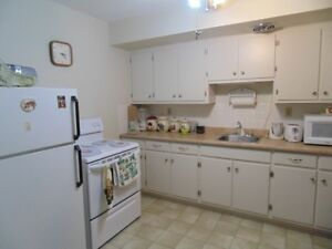 **Spacious one bedroom with laminate floors - one month free!**