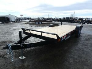 14K - 20' Equipment Trailer - $5,449 TAX IN, Delivered to YOU!