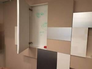 Office furniture: desks, chairs, dividers, whiteboard etc North Sydney North Sydney Area Preview