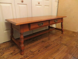 Coffee Table with Drawer London Ontario image 3
