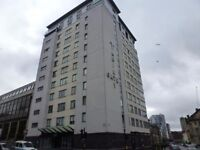 Two Bedroom PartFurnished Duplex Flat on Bath Street, Glasgow City Centre ( ACT 126)