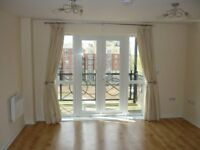 Two bedroom, close to railway station, town centre and hospital