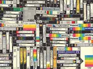 Wanted VHS Tapes With TV Recordings From Early 90's And Older