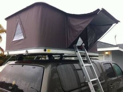 New Premium Cotton Canvas Hard Top Roof Tent- ******8111 Sydney City Inner Sydney Preview