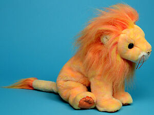 Brand new with tags TY Beanie Babies Lion plush toy