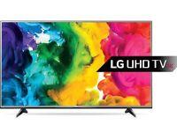 LG 55UH615V 55 Inch Ultra HD 4K Web OS Smart LED TV