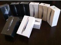 APPLE IPHONE 5 64GB unlocked box warranty & shop receipt