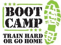 BOOT CAMP AND CIRCUIT TRAINING