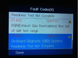 OBD2 OBD 2 II scan, check engine, ABS, Airbag $15