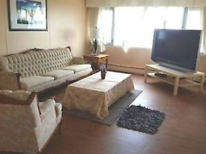 Spacious two bedrom condo available for rent