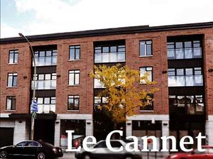 Luxueux condo neuf 31/2 au Vieux Montréal