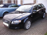 Audi A4 estate 2.0tdi