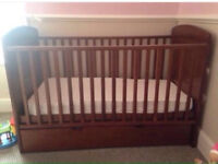 I love my Bear Cot Bed & Changing Unit