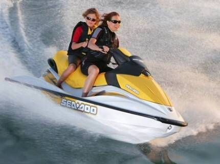 Sea-Doo GTI 2007 130-hp Rotax 4-TEC engine Quinns Rocks Wanneroo Area Preview