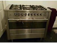 gas cooker 5 hub