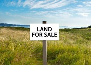 Lake frontage lot for your forever home!