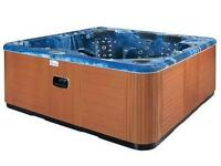 Hot tub and professional massage Watford
