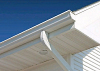 EAVESTROUGH (GUTTERS) INSTALLATION AND REPAIR