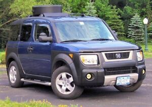 Looking to buy Honda Element AWD
