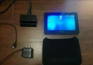 Blackberry Playbook 16GB with Pedestal Charger