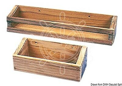 ARC Teak Box 335x64x75mm