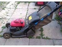 Honda hrx 476 , honda lawnmower, honda mower, petrol mower, petrol lawnmower
