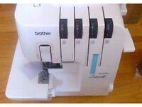 Sewing machine, Overlocker Brother 3034D