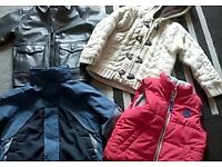 kids coats from 2 up to 5